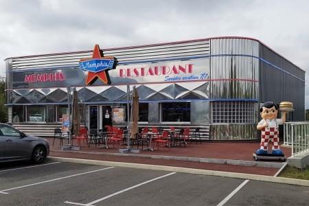 Restaurant Memphis à Limoges