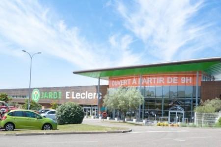 Restructuration du centre E.Leclerc de Mont de Marsan (40)